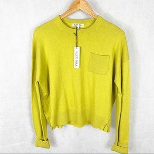 Alex Mill Boxy Pocket sweater